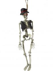 Bewegende skelet bruidegom decoratie
