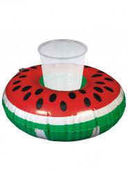Opblaasbare watermeloen bekerhouder