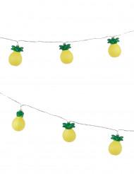 Lichtgevende ananas slinger