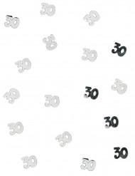 30 jaar tafelconfetti