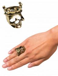 Piratenkoning ring voor volwassenen