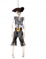Piraten skelet plafonddecoratie