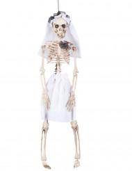Skelet bruid plafonddecoratie
