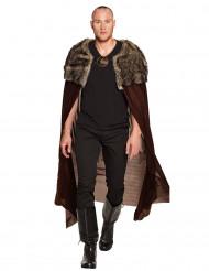 Luxe Viking leider kostuum voor volwassenen