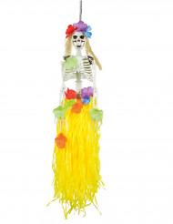 Hawaiiaans skelet ophangdecoratie