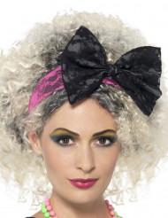 Kant hoofdband met grote strik voor vrouwen