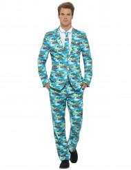 Mr. Aloha kostuum voor mannen