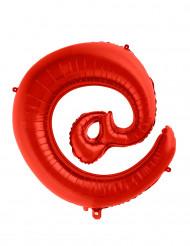 Grote aluminium ballon symbool @