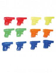 12 mini waterpistolen