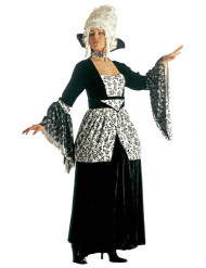 Stijlvol markiezin kostuum voor vrouwen