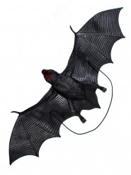Zwarte vleermuis decoratie