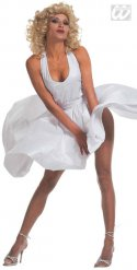 Bekende diva kostuum voor vrouwen