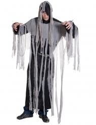 Grijs spook kostuum voor volwassenen