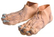 Latex trol voeten voor volwassenen