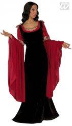 Middeleeuwen kostuum voor vrouwen