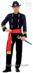 Amerikaanse generaal kostuum voor mannen