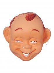 Lachende baby masker voor volwassenen