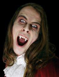 Witte vampier tanden voor volwassenen