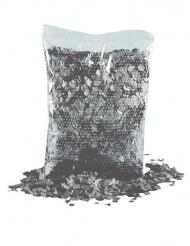 Zakje zwarte confetti