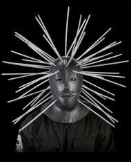 Slipknot™ masker voor volwassenen