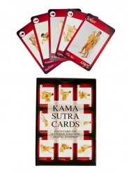 Kamasutra kaartspel met 32 kaarten