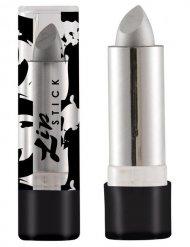 Zilverkleurige lippenstift