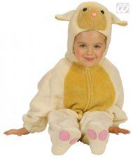 Lam kostuum voor baby
