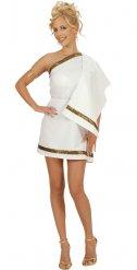 Griekse godin kostuum voor dames