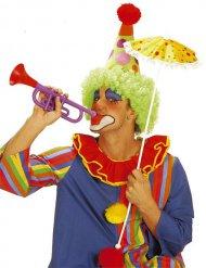 Clown trompet