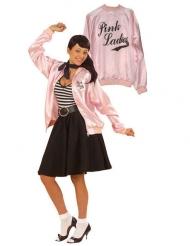 Roze rock and roll jasje voor vrouwen
