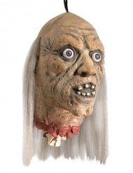 Afgehakt zombie hoofd decoratie