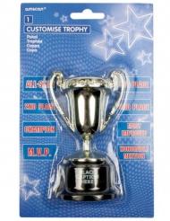 Personaliseerbare trofee beker