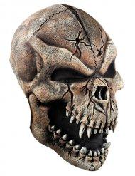 Monsterlijke schedel masker voor volwassen