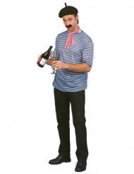 Fransman kostuum voor volwassenen