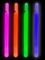 Gekleurde lichtstaaf