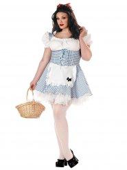 Dirndl jurk voor vrouwen - grote maat