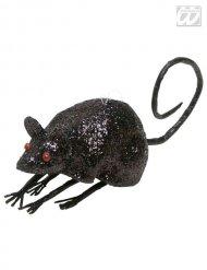 Zwarte muis decoratie