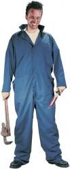 Gestoorde arbeider kostuum voor volwassenen