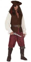 Piraten koning kostuum voor mannen