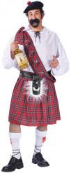 Schots kostuum voor mannen - Grote Maten