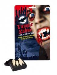 4 vampiertanden voor volwassenen