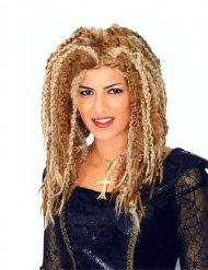 Blonde rasta dreadlocks pruik voor vrouwen