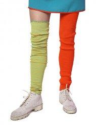 Asymmetrische beenwarmers voor kinderen