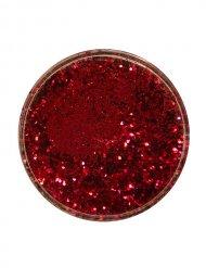 Rood glitter doosje