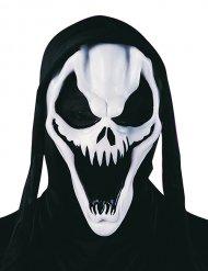 Vampier skelet masker voor volwassenen