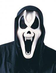Duister eng spook masker voor volwassenen