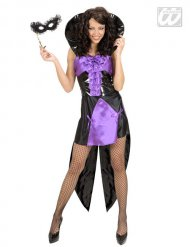 Gothic vampier koningin kostuum voor vrouwen