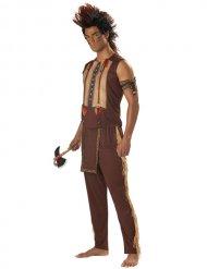 Indianen chef kostuum voor mannen