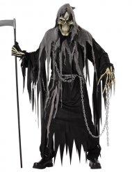 Zwarte reaper kostuum voor volwassenen