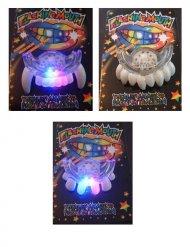 Knipperend LED gebitje voor volwassenen